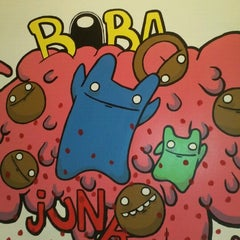 Photo taken at Boba & Junk by Adrian M. on 8/25/2012