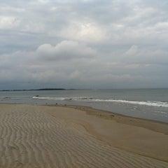 Photo taken at Crane Beach by Kristen E. on 8/14/2011