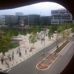 Photo taken at View Point Hamburg by Herwig D. on 7/29/2012
