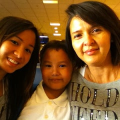 Photo taken at Gate A26 by Huong N. on 7/2/2011