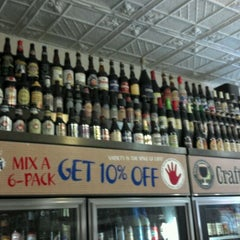 Photo taken at Ninth Avenue Vintner by Will on 5/10/2012