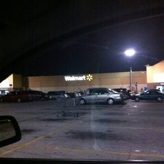 Photo taken at Walmart Supercenter by Tom C. on 9/20/2011