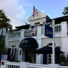 Photo taken at La Te Da by Bob J. on 7/10/2012