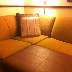 Photo taken at Hyatt Place Orlando Airport by Grant on 10/19/2011
