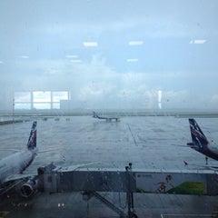 Photo taken at Терминал E / Terminal E by Boris E. on 9/4/2012
