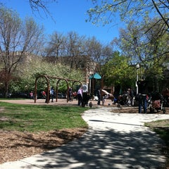 Photo taken at Wicker Park by Kimberly K. on 5/4/2011