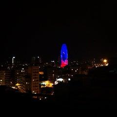 Photo taken at Hotel Catalonia Atenas by Jamie K. on 4/12/2012