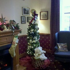 Photo taken at Hotel Millersburg by Nell on 12/5/2011