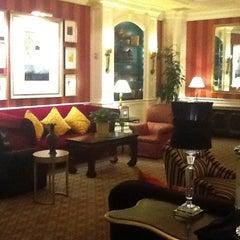 Photo taken at Hotel Monaco - a Kimpton Hotel by Greg B. on 10/18/2011