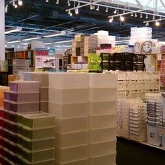 Photo taken at The Container Store by Teresa R. on 9/11/2011