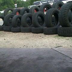 Photo taken at Bj Tires by B.j. H. on 6/13/2011