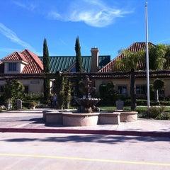 Photo taken at South Coast Winery Resort & Spa by Loren B. on 12/24/2010