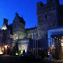 Photo taken at Clontarf Castle Hotel by An C. on 11/7/2011