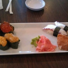 Photo taken at Ami Sushi by Martin G. on 11/7/2011