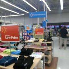 Photo taken at Walmart by Kim J. on 3/25/2012