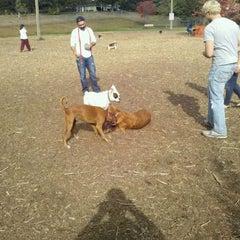 Photo taken at Bassett Creek Dog Park by Brian H. on 9/24/2011