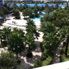 Photo taken at The Palms Resort Room 2501 by Minesh P. on 8/11/2011