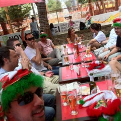 Photo taken at Café da Travessa by Marcus G. on 12/24/2011