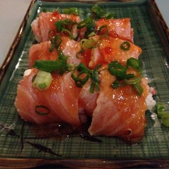 Photo taken at Temaki Fry by Gisele L. on 8/8/2012