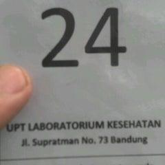 Photo taken at Dinas Kesehatan (DinKes) Kota Bandung by Mus M. on 8/13/2012