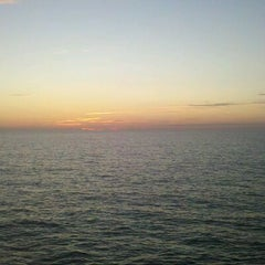 Photo taken at Clearwater Beach Pier by Stacey B. on 9/11/2011