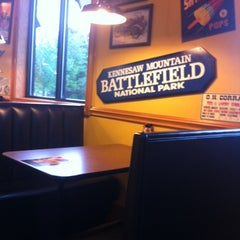 Photo taken at Zaxby's by Keira on 7/18/2012