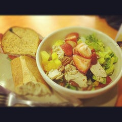 Photo taken at Panera Bread by Tamar G. on 6/20/2012