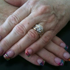 Photo taken at Nail Addiction by AndreaWalen.com on 9/12/2012