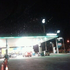 Photo taken at PETRONAS Station by Remy A. on 7/5/2012