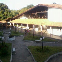 Photo taken at UFMA - Universidade Federal do Maranhão by Fernando R. on 9/24/2011