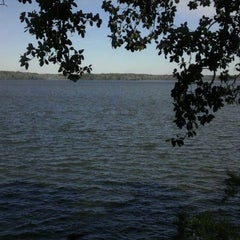 Photo taken at Lake Talquin State Park by Simon A. on 1/29/2012