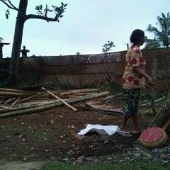 """Photo taken at Pondok Kati """"Dauh Oemah Teritory"""" by wedhana a. on 10/9/2011"""