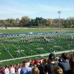 Photo taken at Don and Nona Williams Stadium by Paul M. on 10/9/2011
