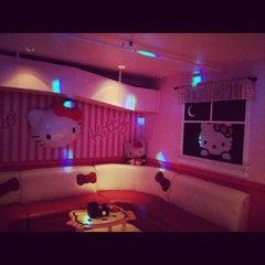 Photo taken at Pandora Karaoke & Bar by Toby C. on 5/3/2012