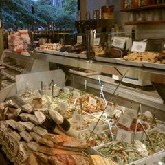 Photo taken at Milano Market by Aditya M. on 9/7/2011