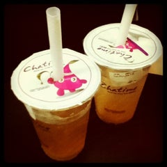 Photo taken at Chatime by Mic L. on 8/9/2011
