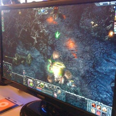 Photo taken at Mineski Infinity by Mike Y. on 7/28/2011