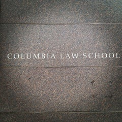 Photo taken at Columbia Law School - Jerome Greene Hall by kyle w. on 3/2/2012