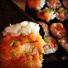 Photo taken at Aiko Restaurante by Marcelo Kenji H. on 7/15/2012