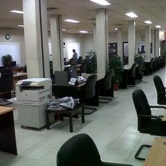 Photo taken at PT. Djarum by Roni Tambunan on 7/21/2012