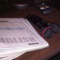 Photo taken at Karaoke Duet 48 by Felicity C. on 3/7/2012
