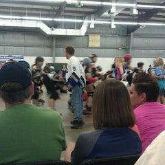 Photo taken at Metrolina Expo by Dawn H. on 6/16/2012