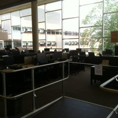 Photo taken at Georgia Tech Library by Nathan on 7/16/2012