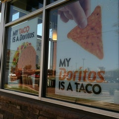 Photo taken at Taco Bell by The T. on 5/4/2012
