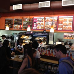 Photo taken at Dunkin' Donuts by Laura S. on 6/12/2012