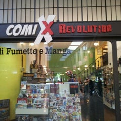 Photo taken at Comix Revolution by Morten N. on 5/17/2012