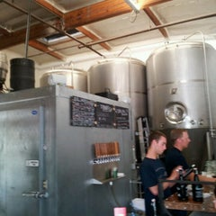Photo taken at Strand Brewing by D-ta L. on 7/23/2012