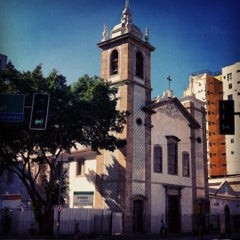 Photo taken at Igreja Nossa Senhora do Carmo da Lapa do Desterro by Daniel Costa d. on 9/1/2012