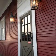 Photo taken at Redcoat Tavern by Jasmine M. on 7/8/2012