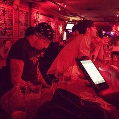 Photo taken at Tribeca Tavern by Humberto M. on 2/16/2012